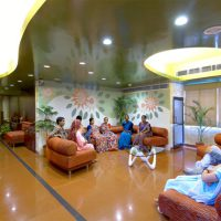 Patient Waiting  Area - IVF Wing